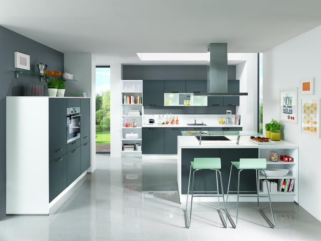 Kücheninsel 4 - Modell Gerapromenade