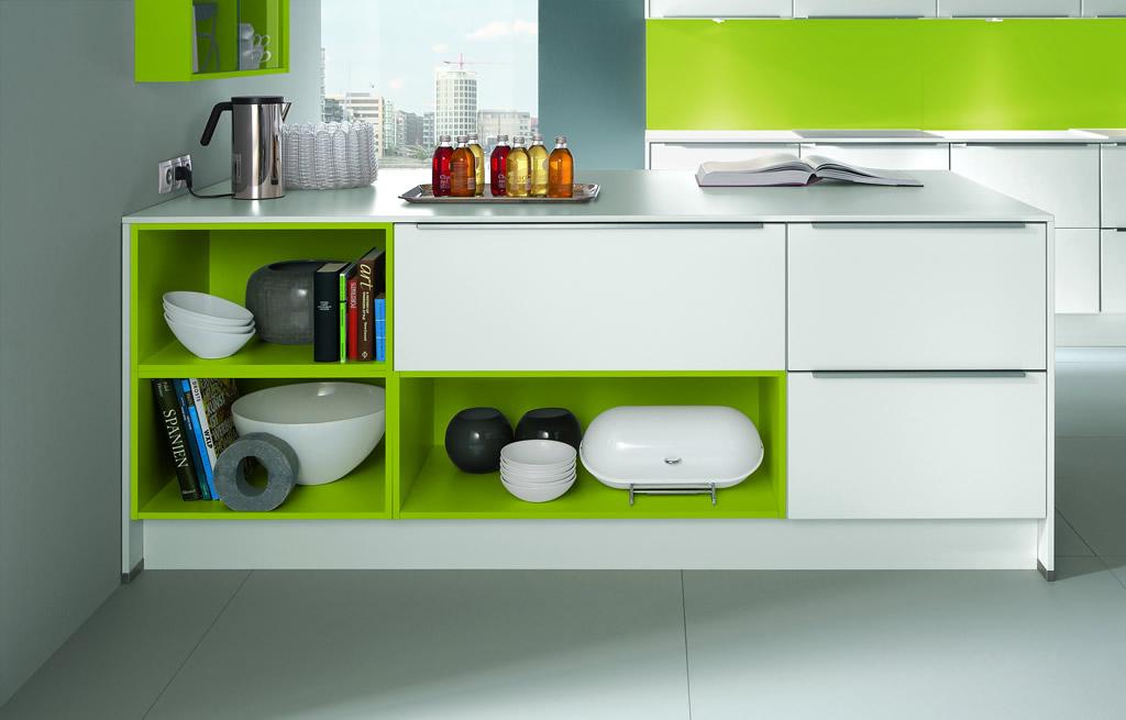 Kücheninsel 5 - Modell Mühlweg