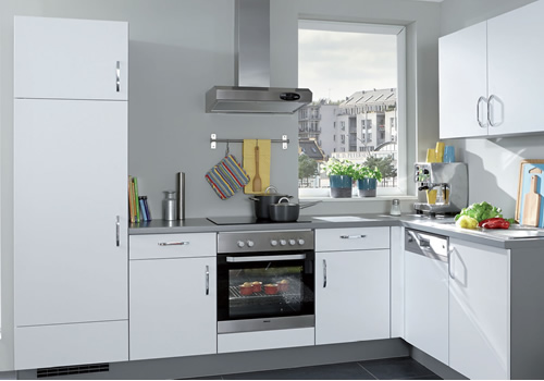 L-Küche 1 - Modell Lindeneck