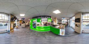 Küchenhaus Arnstadt 360 Grad - Center of Life