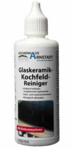 Glaskeramik Kochfeld Reiniger