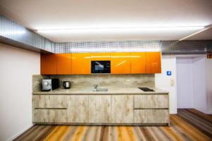 Büroküche Kupferküche