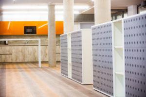 Büroküche - Büromöbel